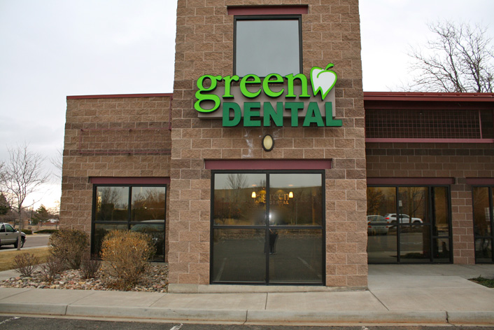 Green Dental - Proudly Serving the Broomfield, CO area.